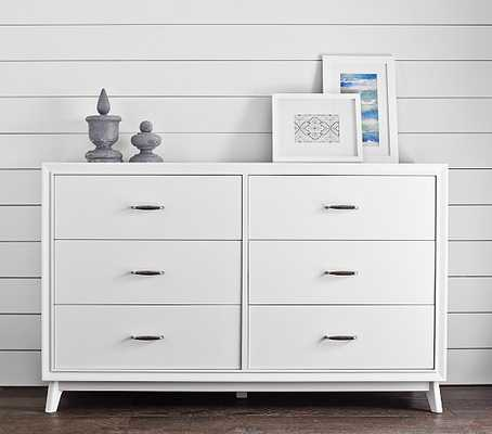 Reese Extra Wide Dreser - Pottery Barn Kids
