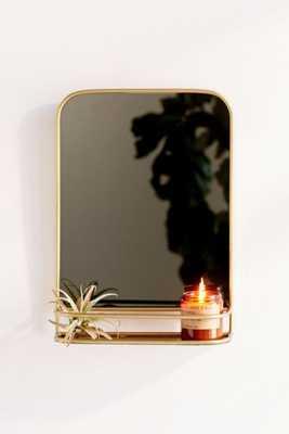 Edith Mirror Shelf - Urban Outfitters