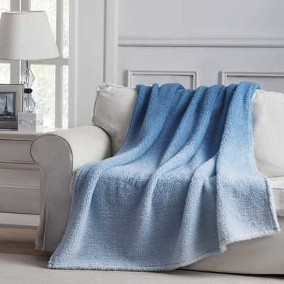 Jessica Ombre Throw - AllModern