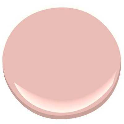 Benjamin Moore ben-Pink Eraser - Benjamin Moore