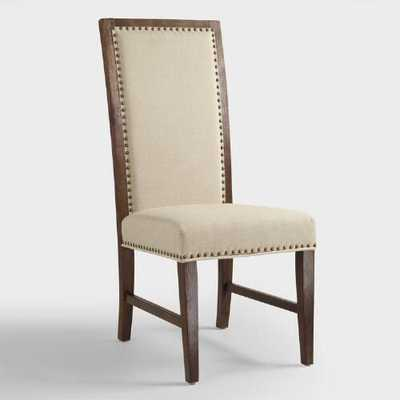 Rustic Java Greyson Side Chair, Set of 2 - World Market/Cost Plus