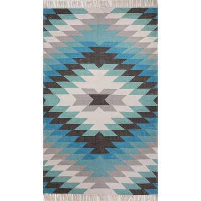 Southwestern/Tribal Pattern Area Rug - Overstock