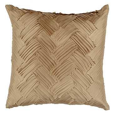 "Valeda Pillow 18"" - Feather/Down insert - Z Gallerie"