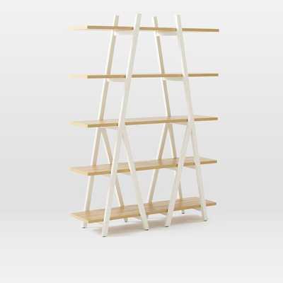 Ladder Bookshelf - West Elm