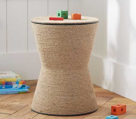Rope Side Table - Pottery Barn Kids