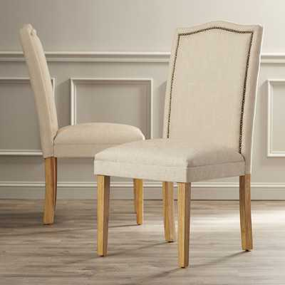 Archie Upholstered Parsons Chairby Alcott Hill - Wayfair