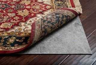 "Indoor Rug Pad, Gray - 8'10"" x 11'10"" - One Kings Lane"
