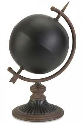 CHALKBOARD GLOBE - Home Decorators