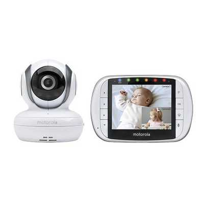 Motorola Remote Wireless Video Monitor - MBP36S - toysrus.com