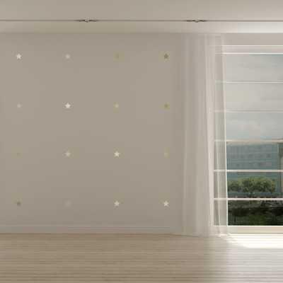 Classic Stars Mini-Pack Wall Decal - Wayfair