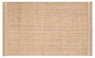8'x10' Mallorca Sisal Rug, Natural - One Kings Lane
