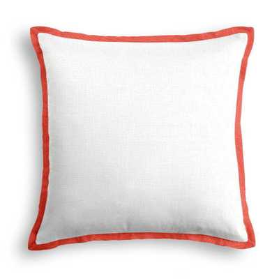 Tailored Throw Pillow - 20x20 - With Insert - Domino