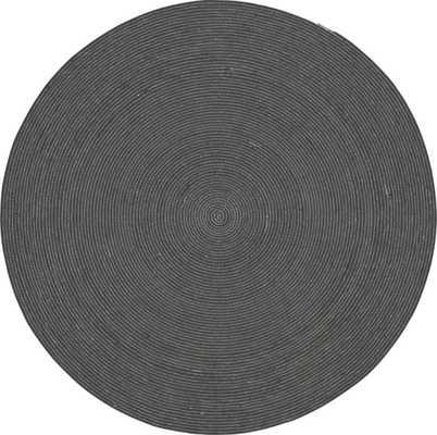 circle rug 6' - CB2