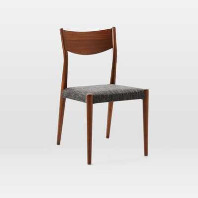 Tate Upholstered Dining Chair - Set of 2 - West Elm