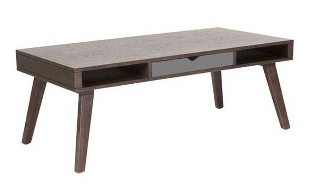 York Coffee Table WALNUT - Apt2B