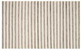 Anyu Flat-Weave Rug - One Kings Lane