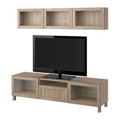 BESTÃ… TV storage - Ikea