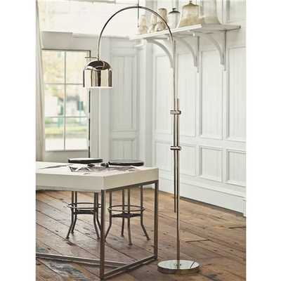 Arc Dome Shade Floor Lamp - shadesoflight.com