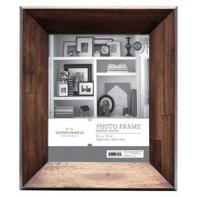 "Thresholdâ""¢ Wood Grain Frame - Target"