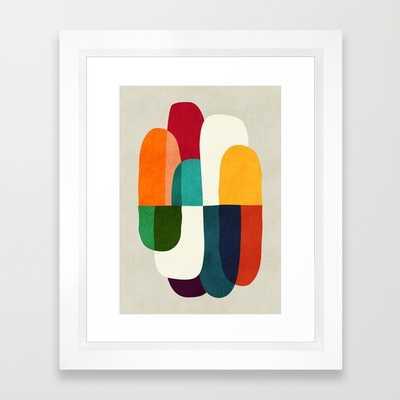 """The Cure For Sleep - Framed Art Print 10"""" x 12"""" - Society6"""