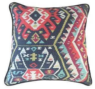 Suna Fiesta 20x20 Pillow, Multi - One Kings Lane