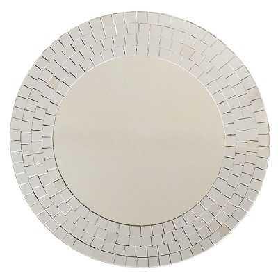 Round Mosaic Wall Mirror - Target
