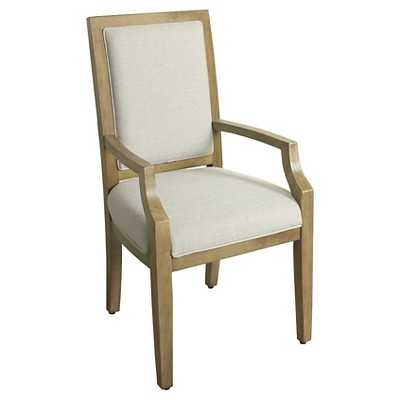 Morris Square Back Dining Chair with Arms - Target