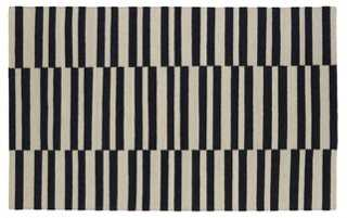 Anna Flat-Weave Rug - One Kings Lane