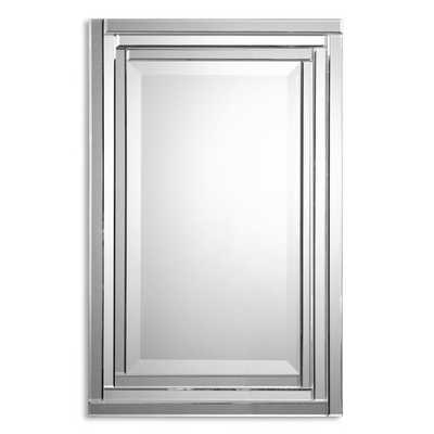 Uttermost 'Alanna' Frameless Vanity Mirror - Overstock
