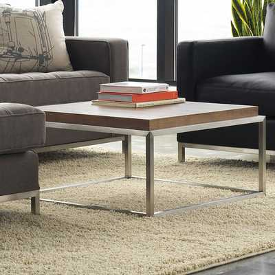 Square Drake Coffee Table - AllModern