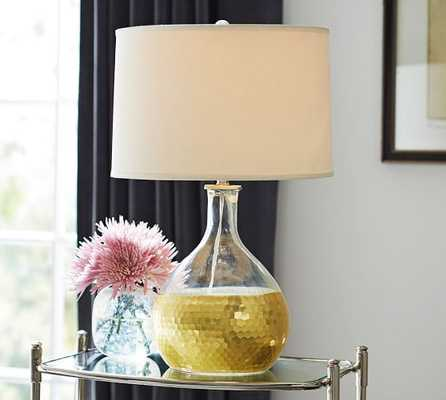 Shay Bedside Lamp Base - Pottery Barn