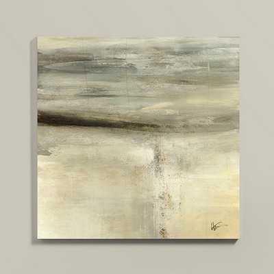 Grain Stretched Canvas - Ballard Designs