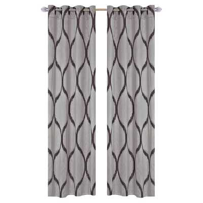Pruitt Curtain Panel - Wayfair