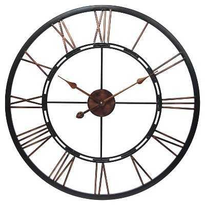 The Metal Fusion Clock - Target