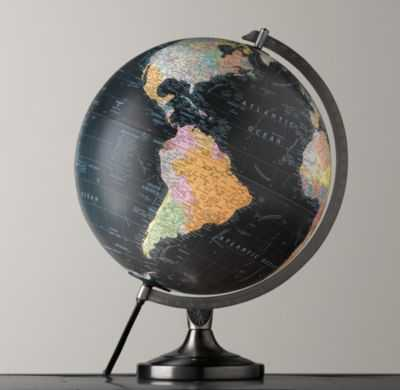 Earth desk globe - RH Baby & Child