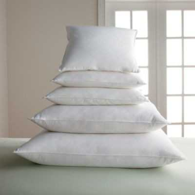 Feather and Down Pillow Cover Fillers - Wayfair