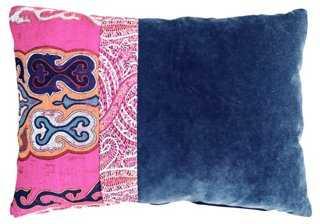 Nadine 14x20 Pillow - One Kings Lane