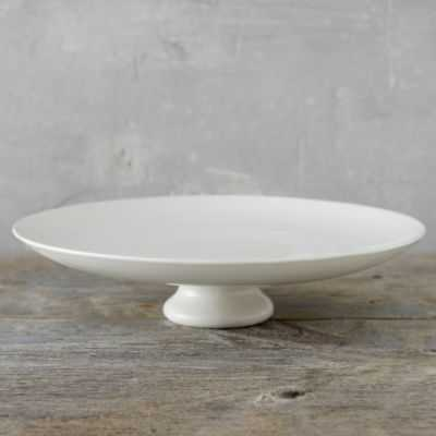 Creamware Cake Stand - large - shopterrain.com