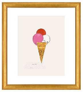 Andy Warhol, Ice Cream Dessert - One Kings Lane