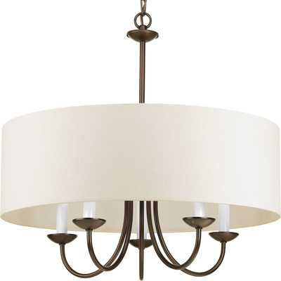 5 Light Drum Chandelier - Wayfair