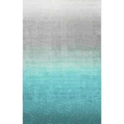 Sivir Turquoise Area Rug - Wayfair