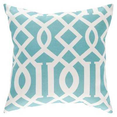 "Soli Geometric Toss Pillow 18"" x 18"" - Target"
