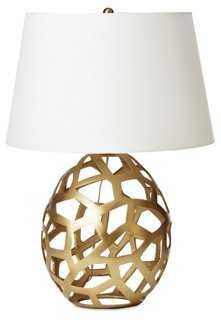 "14"" Fallon Table Lamp - One Kings Lane"