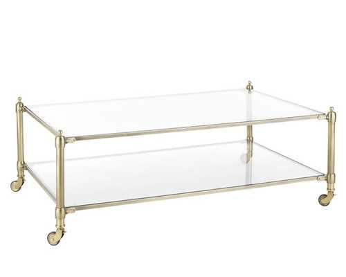 Stevenson Coffee Table - Williams Sonoma