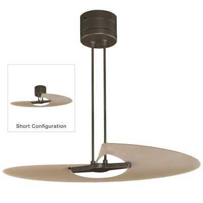 Modern Ceiling Fan - lightingdirect.com