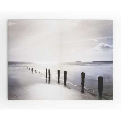 Spring 2015 Distant Shores Photographic Print on Wrapped Canvas - unframed - Wayfair