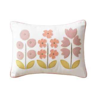 DwellStudio Rosette Boudoir Pillow - Wayfair