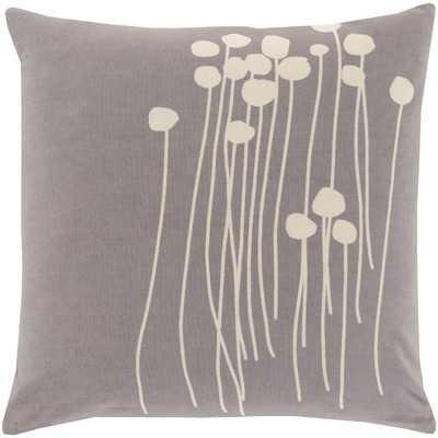 Meadow Cotton Throw Pillow - Wayfair