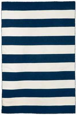 Trans Ocean Sorrento 6302/33 Rugby Stripe Rug - Rugs USA