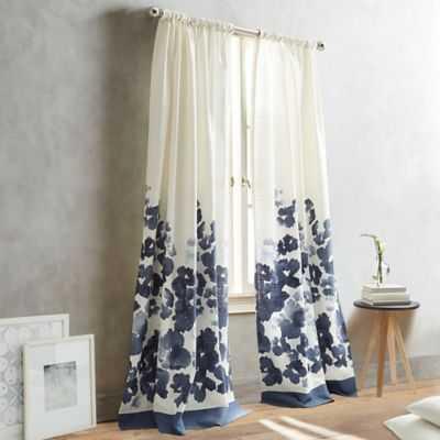 DKNY Park Slope Pole-Top Window Curtain Panel - Bed Bath & Beyond